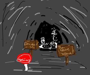 Entering the BONE ZONE