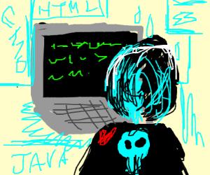 emo hacker