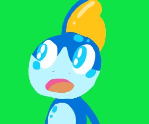 Sobble face