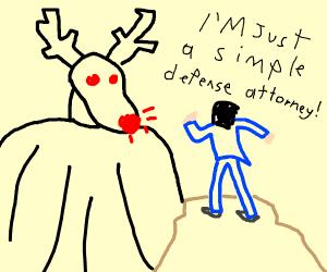Rudolph the judge