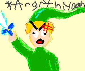 Link is not zelda