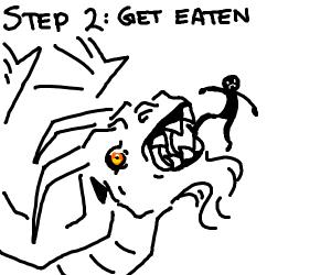 Step 1: Befriend a dragon!
