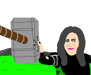 hela breaks mjolnir