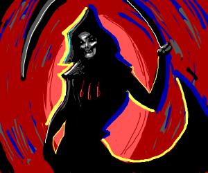 satanist grim reaper