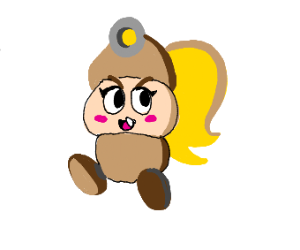 Goombella (Paper Mario)