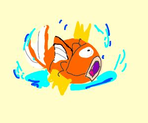 Magikarp Used Splash! But -