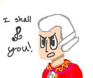Mozart g-notes everyone