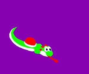 worm yoshi