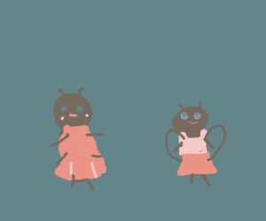 Bugs in drag