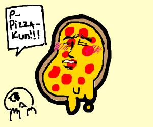 Pizza-kun