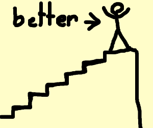 Step 7:become a better person