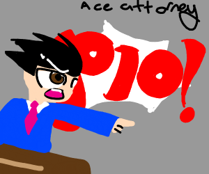 Ace Attorney, PIO!