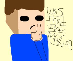 steve wonders if that was the mafia