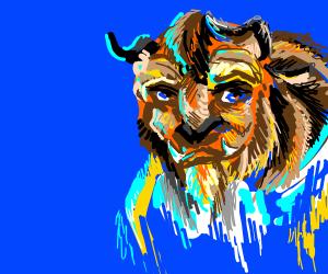 Half Drawn Beast (Disney)