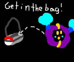 GET BACK IN THE BAG NEBBY