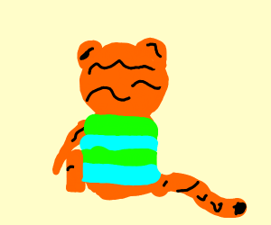 1990's Tiger