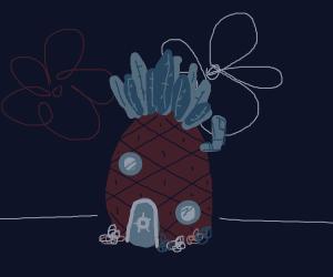 Spongebob's Pineapple