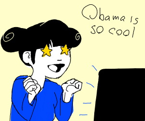Cute Star Toddler hopes to meet Obama