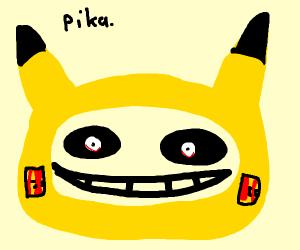Pikachu jumpscare