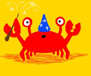 Crab wizard