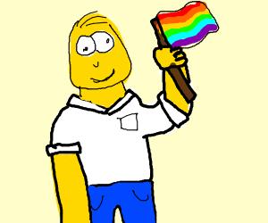 gay simpson