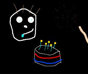 sad birthday to youu