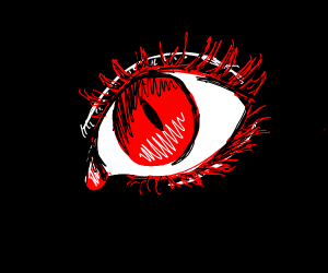 Sinister eye