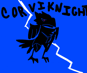 Corviknight (Pokemon)