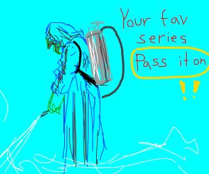 Your favourite series P.I.O
