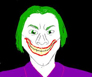 Creepy joker