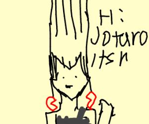 any JoJo's character