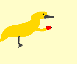 Boxing Duck