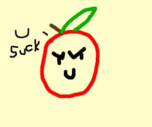RA... Rude Apples