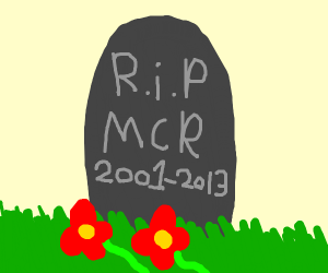 the death of my chemical romance