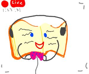 Novel Livestreamer