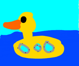 Duck U-Boat invoking confusion