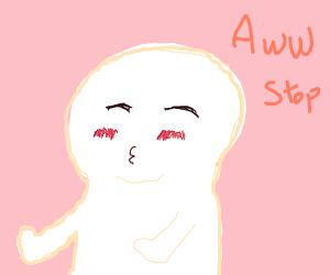 Aww, you make me blush.