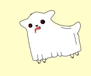 Scary Dog Drawception