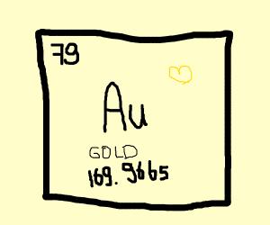 Gold (element)