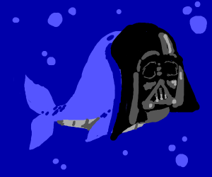 Darth Vader Whale