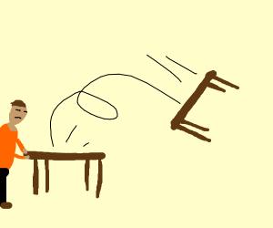 table flip