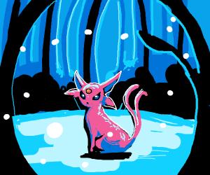 Pink Espeon