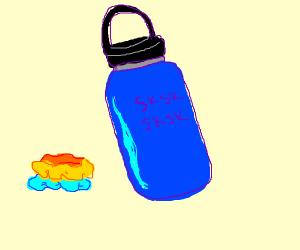 hydro flaskskskskkss and i oop