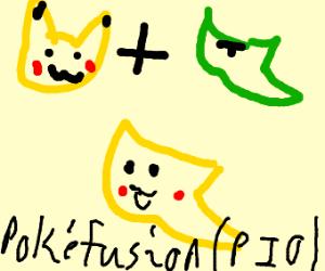 Pokémon fusion, PIO