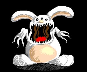 Horrific rabbit