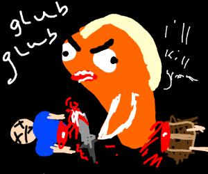 serial killer fish