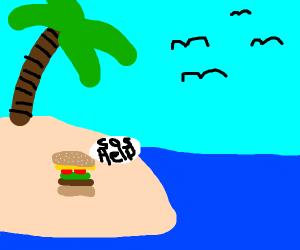 strandedburger