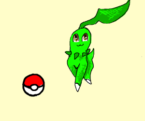 Chicorita (pokemon)
