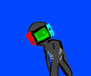 alien nintendo switch