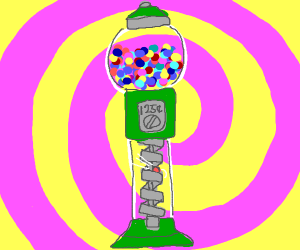 gumball spiral